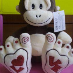 Little maimuță Vezi descrierea