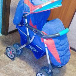 Selling Baby Stroller + Stapler For Feeding