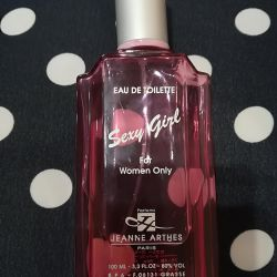 Jean Arthes Sexy Girls 100ml