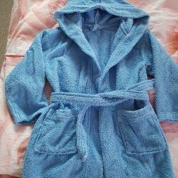 Çocuk soyunma kıyafeti