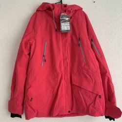 New parka jacket 48 size