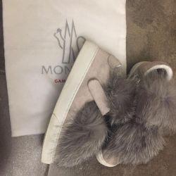 Monclair ayakkabıları