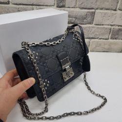 Dior genuine leather handbag