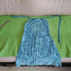 The dress -pareo
