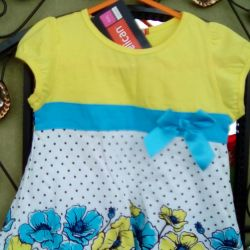I sell a new pelikan dress up to 2 years