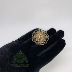 Luxurious Ring Piaget Gold Flower