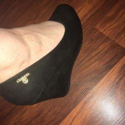 Ayakkabı değişimi