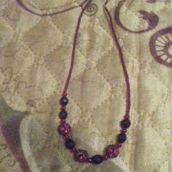 Beads for garnet