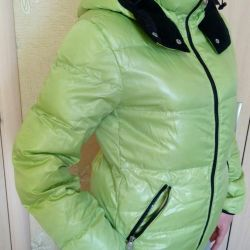 Stylish new down jacket Reebok p. 44-46