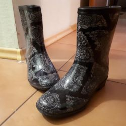KEDDO 37p rubber boots
