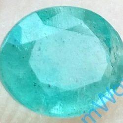 Natural emerald 0.76 ct