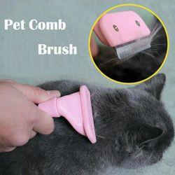 Kediler için fırçalar, köpekler