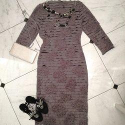 Italian super-dress! Knitted fabrics