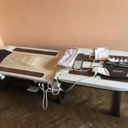 Massage bed Nuga Best N5