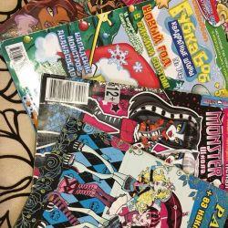 kızlar için dergiler