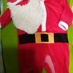 Noel Baba Kostüm
