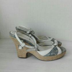 Sandals clogs Celine 39-40 original