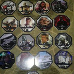 Star Wars Kartları