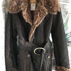 Ceket, kışlık ceket. Yeni !!!