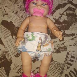 Лялька Реборн дівчинка 45 см