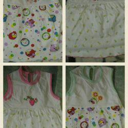 New children's dresses!