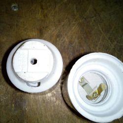 Cartridge e27, ceramics