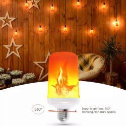 NEW lamp fire effect