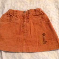 2-3 year skirt