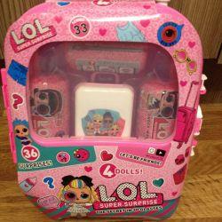 Lol suitcase