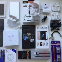 Accesorii pentru iPhone 5,6,7,8, Samsung S9, S8, S7, S6