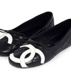Ballet Shoes Chanel