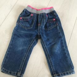 Jeans for mothercare girl