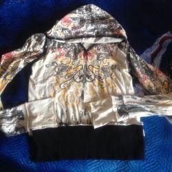Lightweight jacket - long sleeve