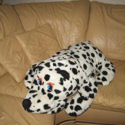 Dolmatinler - büyük yumuşak bir oyuncak