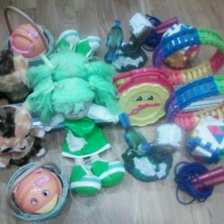 Toys pack.