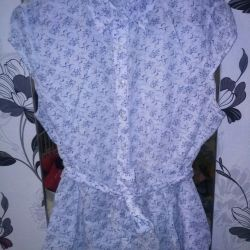 Летняя блузка 46-48
