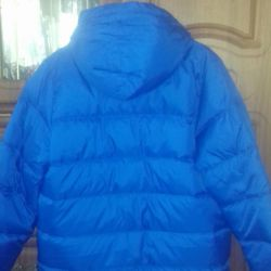 Men's down jacket REEBOK