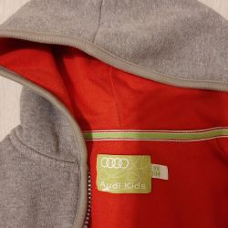 Cool! Audi Kids bomber jacket for height 98-104