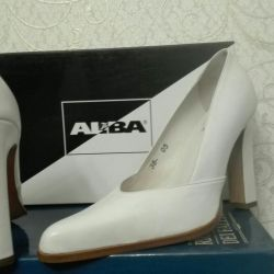New shoes from ALBA