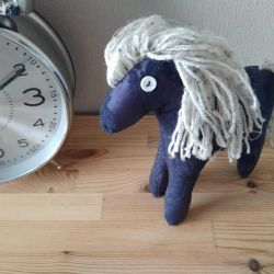 Toy soft Horse.