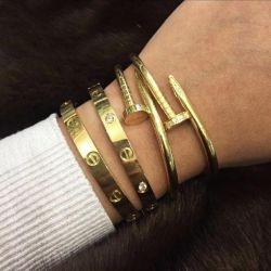 Cartier βραχιόλια
