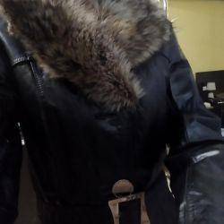 Natural Dublin Wolf Sheepskin