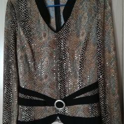 Dressy blouse, r-48 (50)