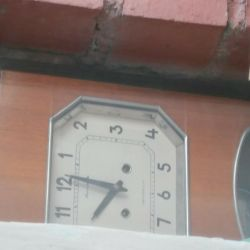 Часы время СССР