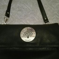 Deri Klach çantası (yeni)