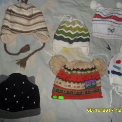 Cute hats for girls.