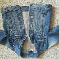 Children's denim jacket Next