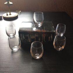 Ποτήρια κρασιού Bohemia 6 τεμ.