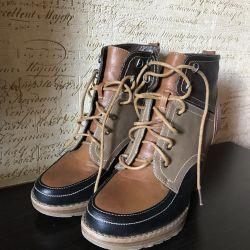 Ботинки 36 р