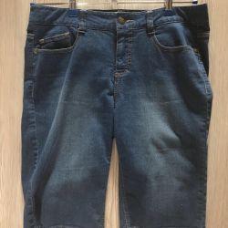 Denim shorts C & A